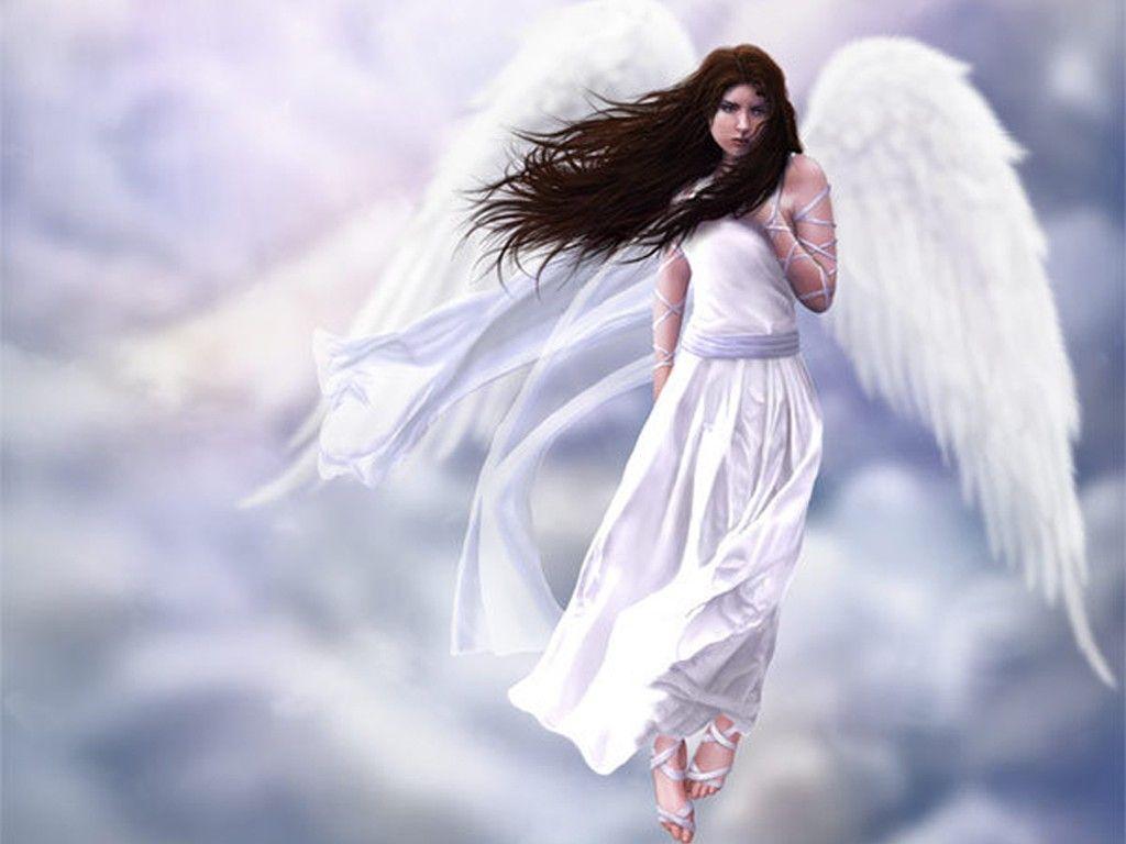 Angel Alas Blancas