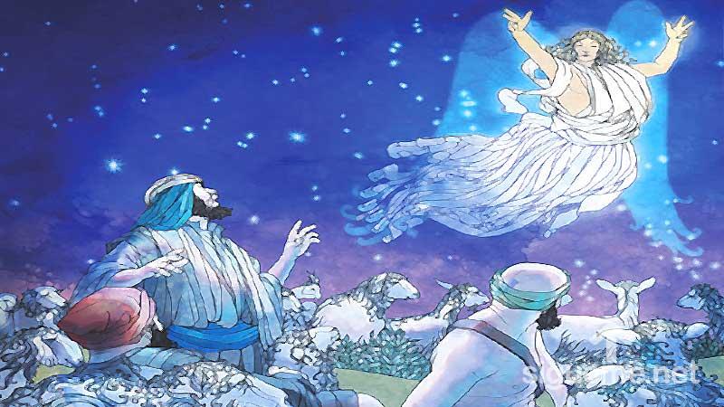 ángel-anuncia-a-los-pastores-el-nacimiento-de-jesús